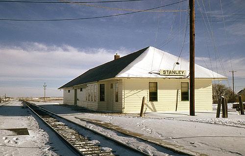 Stanley North Dakota