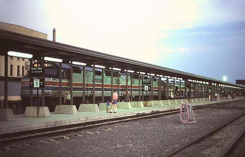 Car Rental St Paul Amtrak Station