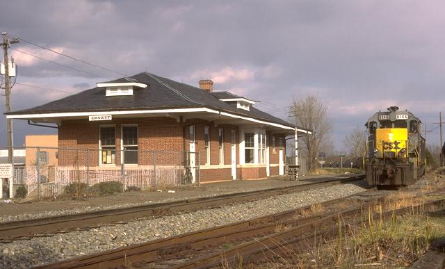 Csx Railroad News >> Crozet