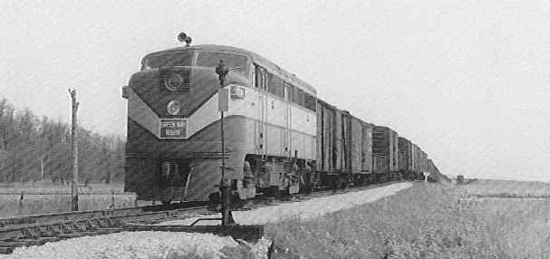 Image result for green bay & western railroad