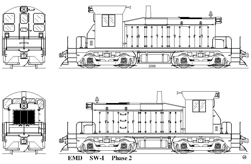 One Line Ascii Art Train : Sw ii