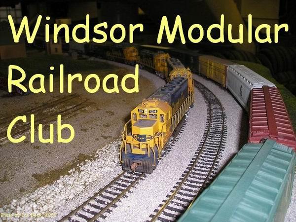 Windsor Modular Railroad Club