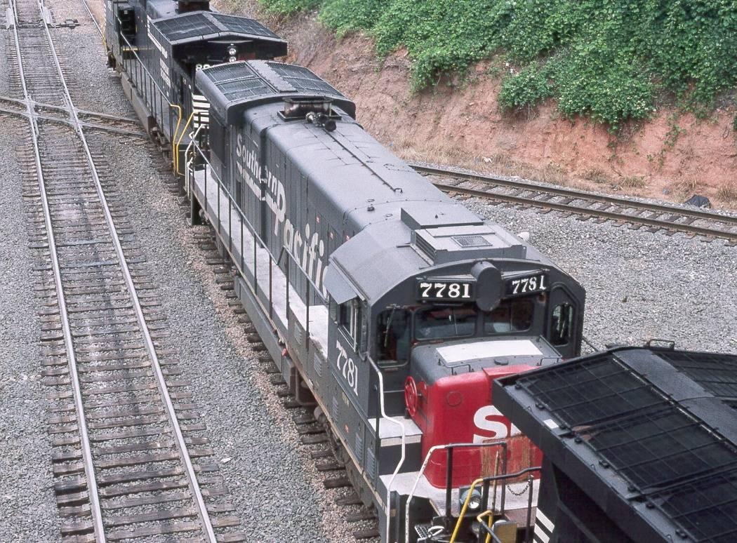 Southern Pacific 7781